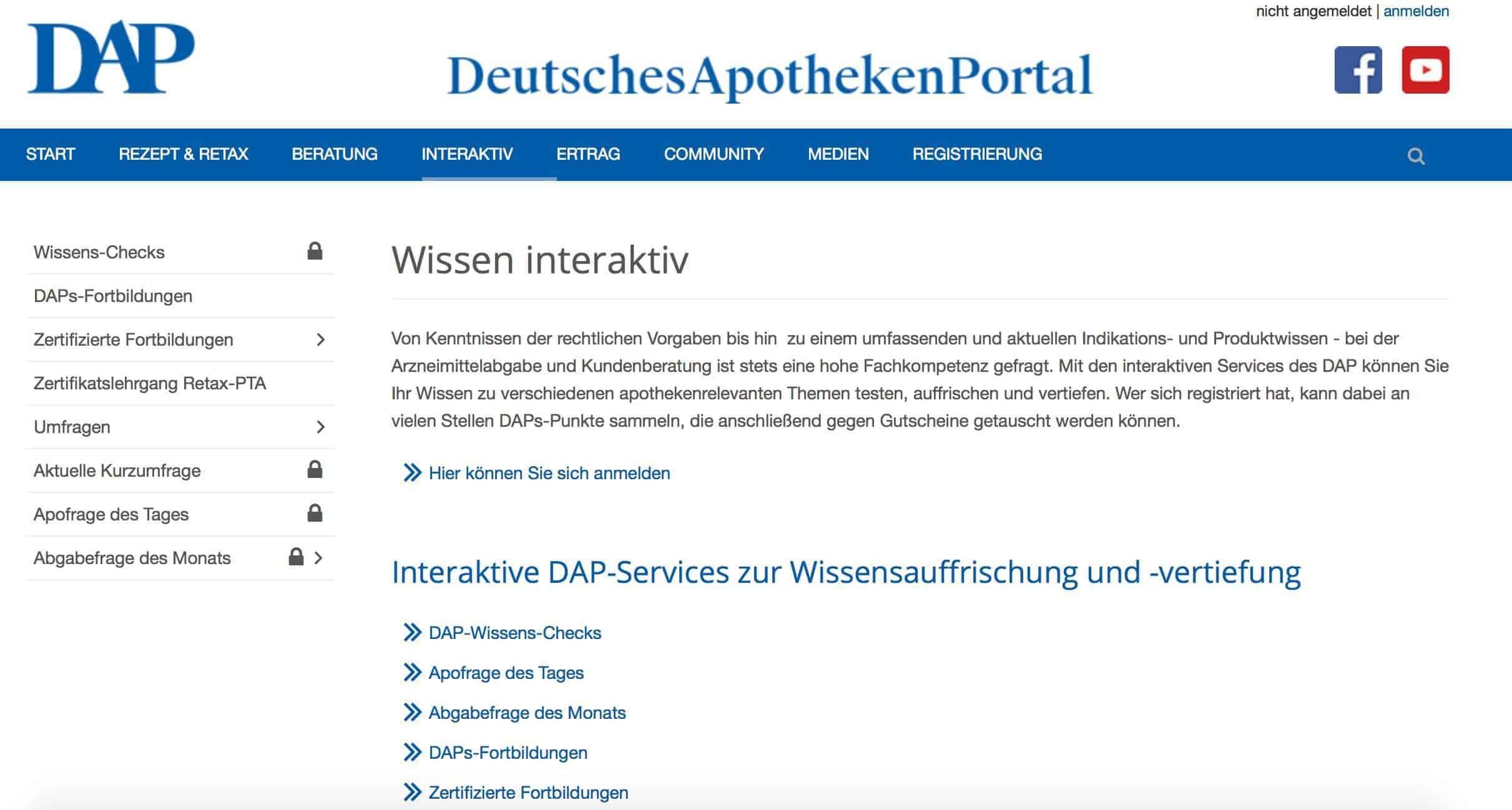 Lymphsystem – E-Learning vom DAP   apothekia - Lernportal für PTA ...