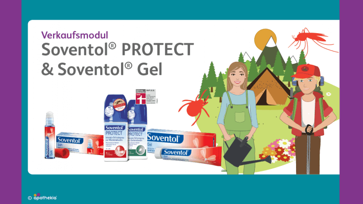 Verkaufsmodul Soventol® PROTECT & Gel