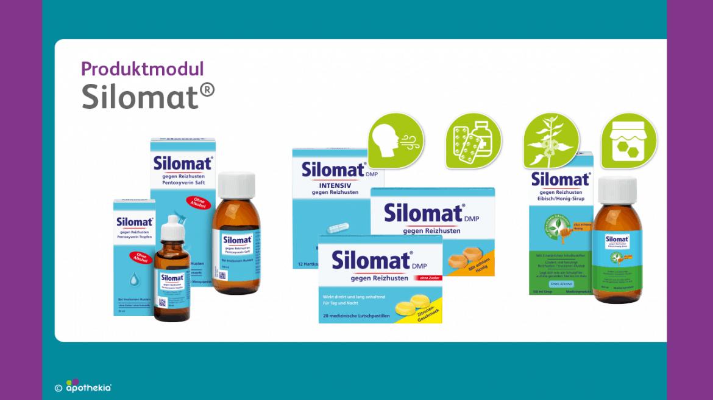 Produktmodul Silomat