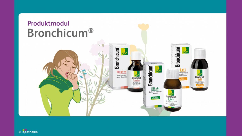 Produktmodul Bronchicum