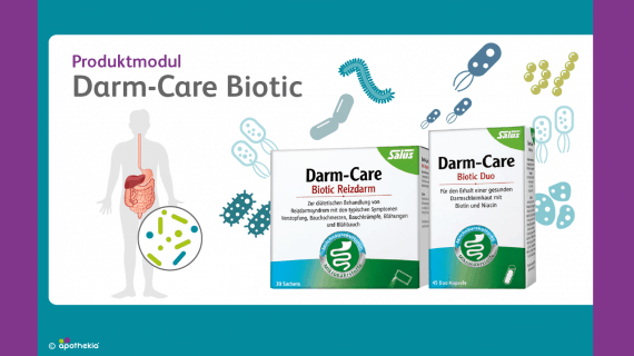 Produktmodul Darm-Care Biotic