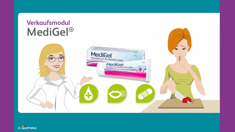 Verkaufsmodul MediGel