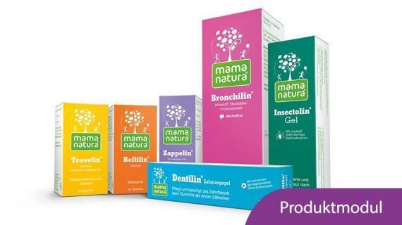 Produktmodul -Mamanatura