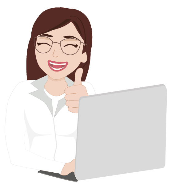 PTA mit Computer